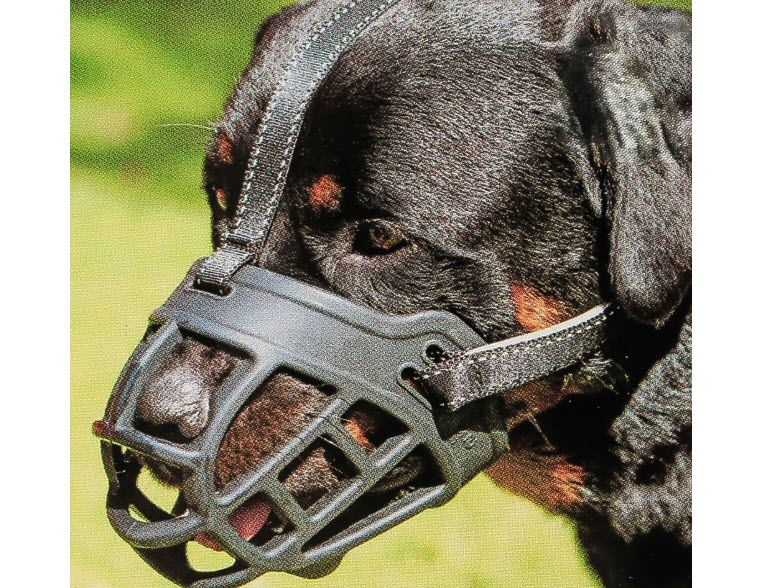Barkless Soft Silicone Dog Muzzle