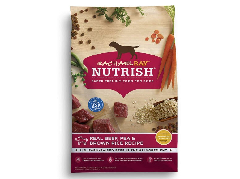 Rachael Ray Nutrish Real Beef