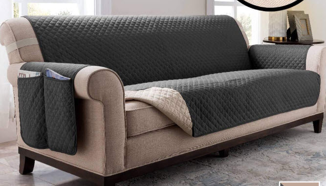 Vailge Anti-Slip Sofa Cover